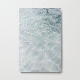 ocean x Metal Print