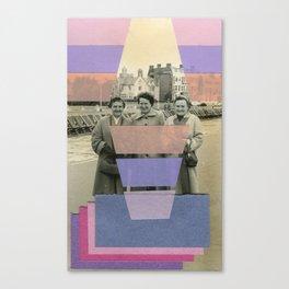 The Ascent Canvas Print