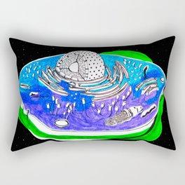 Animal Cell Rectangular Pillow