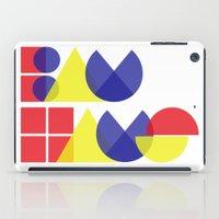 bauhaus iPad Cases featuring Bauhaus by Romivavi