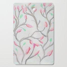 Magnolia Branches Cutting Board