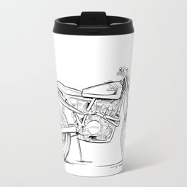 Cabin Fever Travel Mug