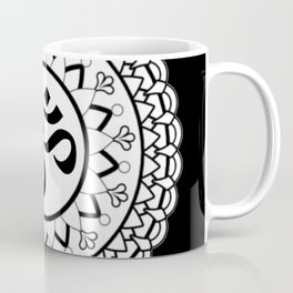 mandala om Coffee Mug