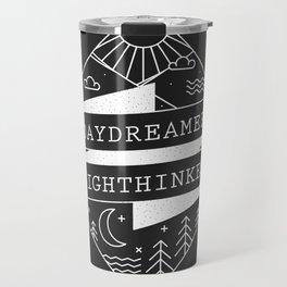 daydreamer nighthinker Travel Mug
