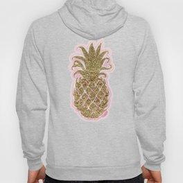 Glitter Pineapple Hoody