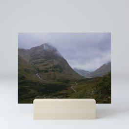 Glencoe; Scoltand Mini Art Print