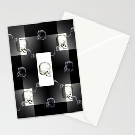 Skeleton Crew Stationery Cards