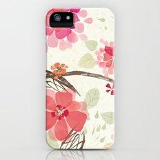 Flora Queen iPhone (5, 5s) Slim Case