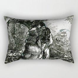 STILL STRONG Rectangular Pillow