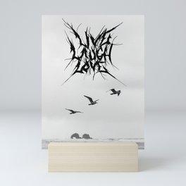 LiveLaughLove_metal Mini Art Print