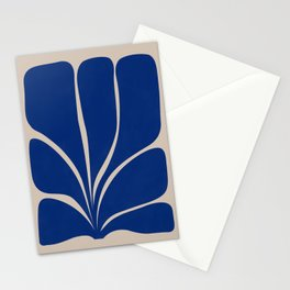 Seven Leaf Plant - 3/3 Stationery Cards
