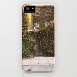 vines at 1003 iPhone Case