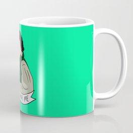 Grantaire - Drink With Me Coffee Mug