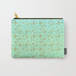 Cactus Boys Carry-All Pouch