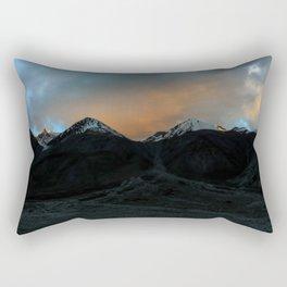 Changthang Sunset Rectangular Pillow