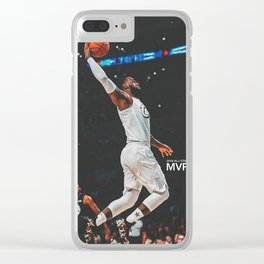 All star Lebron Jame Clear iPhone Case