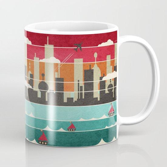 City Life Mug