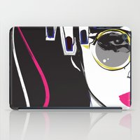 depeche mode iPad Cases featuring Mode by shutupjade