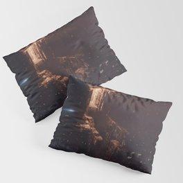 Dark City Pillow Sham