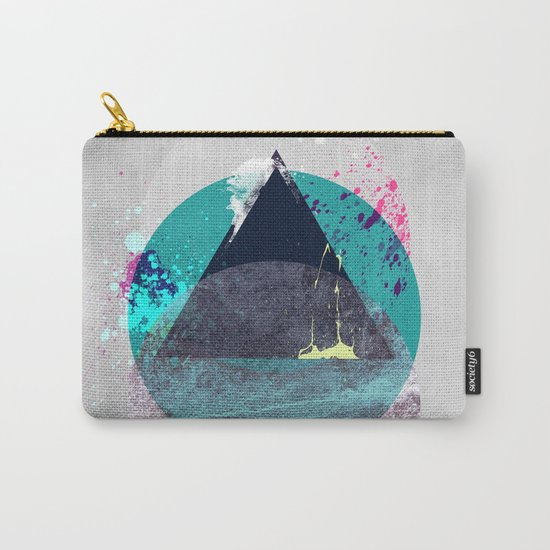 Minimalism 10 Carry-All Pouch