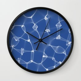 Caustics Wall Clock