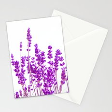 Lavender in Pink #1 #decor #art #society6 Stationery Cards