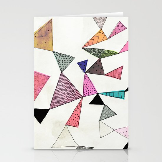TD16 Stationery Cards