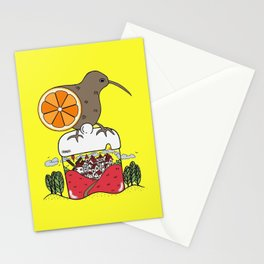 Jam World Stationery Cards