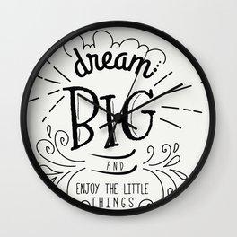 75 - Dream Wall Clock