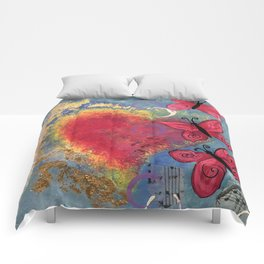 Beautifully Imperfect Comforters