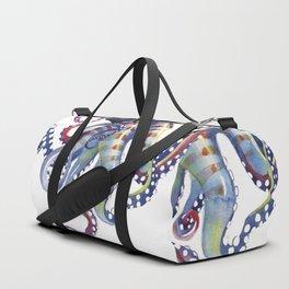 Sea Monster Duffle Bag