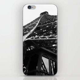 Eiffel Tilt iPhone Skin