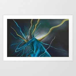 Sterilized Art Print