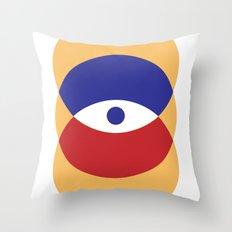C I R | Eye Throw Pillow
