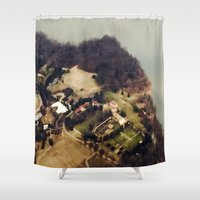 history Shower Curtains featuring America's History by Sarahbeth_Designer_Artist