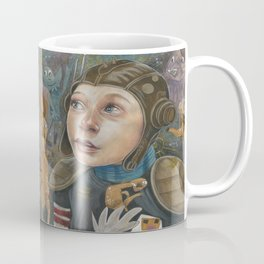 IMAGINARY ASTRONAUT Coffee Mug