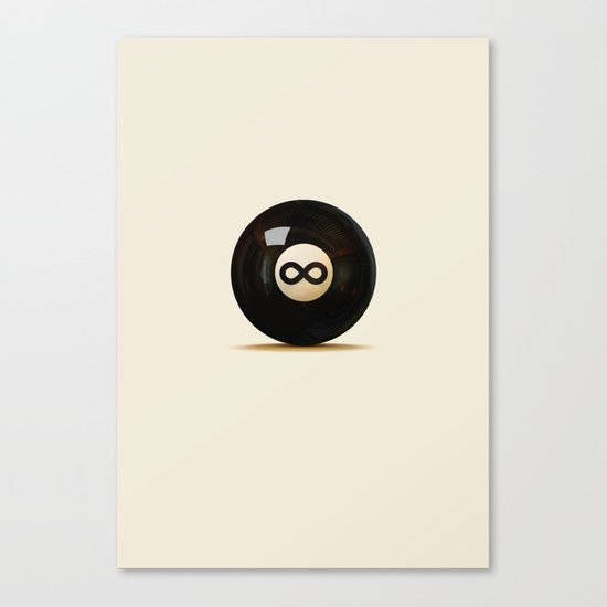 Infinity Ball Canvas Print