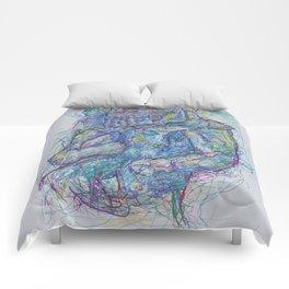 Rushing Runningback Comforters