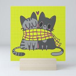 Together Mini Art Print