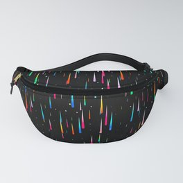 Meteor Rain -Colorful- Fanny Pack