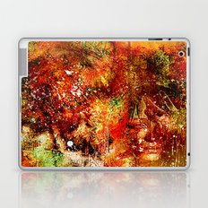 Learn to look well   (collaboration with the talented artist Timothy Davis ) Laptop & iPad Skin