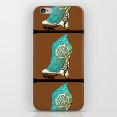 Winter Following Directions iPhone & iPod Skin