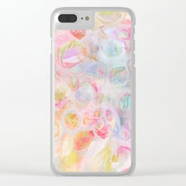 Pull TheThread Clear iPhone Case