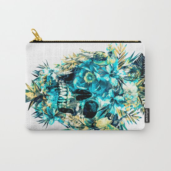 Momento Mori IV Carry-All Pouch