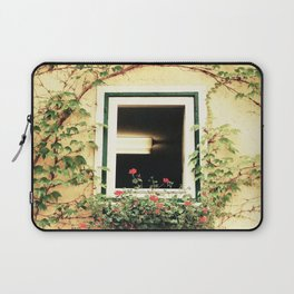 Window and ivy Laptop Sleeve
