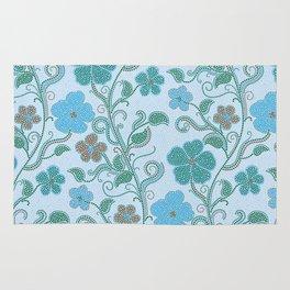 Dotty mosaic pattern Rug