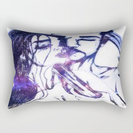 Till Death Do Us Part Rectangular Pillow