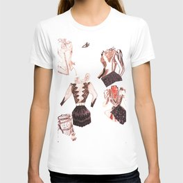18th Century Bodices T-shirt