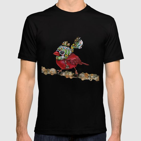 Cardinal Blaze 3 T-shirt