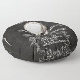 Motel de Morte Floor Pillow